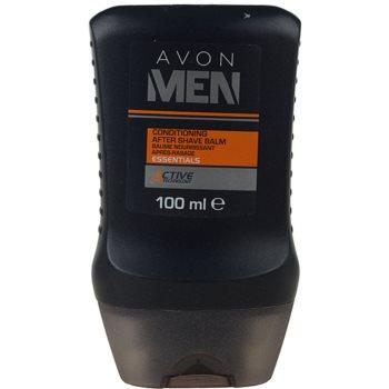 Avon Men Essentials balsamo rivitalizzante after shave (Conditioning After Shave Balm) 100 ml
