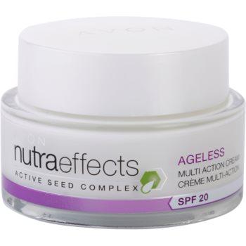 Avon Nutra Effects Ageless crema giorno effetto rigenerante SPF 20 50 ml