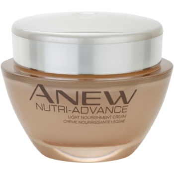 Avon Anew Nutri - Advance crema nutriente leggera (Light Nourihment Cream) 50 ml