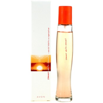 Avon Summer White Sunset eau de toilette per donna 50 ml