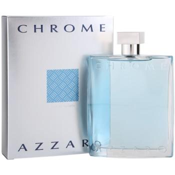 Azzaro Chrome eau de toilette per uomo 200 ml