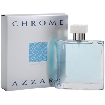 Azzaro Chrome eau de toilette per uomo 100 ml
