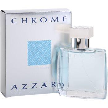 Azzaro Chrome eau de toilette per uomo 30 ml