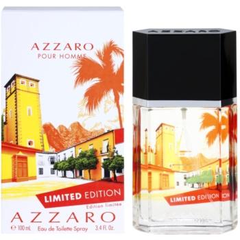 Azzaro Azzaro Pour Homme Limited Edition 2014 eau de toilette per uomo 100 ml
