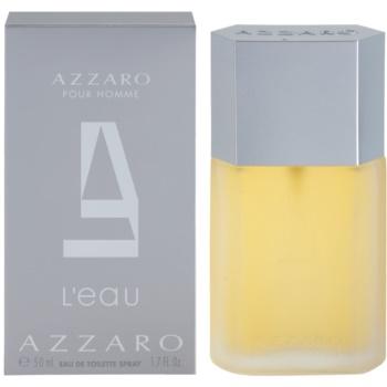Azzaro Azzaro Pour Homme L´Eau eau de toilette per uomo 50 ml