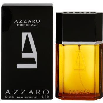 Azzaro Azzaro Pour Homme eau de toilette per uomo 100 ml ricaricabile