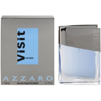 Azzaro Visit eau de toilette per uomo 50 ml