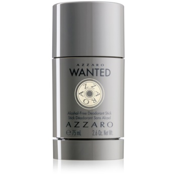 Azzaro Wanted deodorante stick per uomo 75 ml