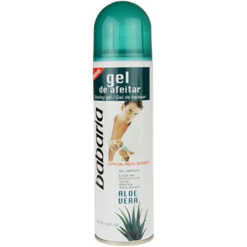 Babaria Aloe Vera gel per rasatura (Shaving Gel with Aloe Vera) 200 ml