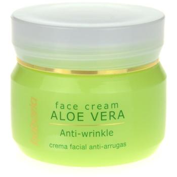 Babaria Aloe Vera crema viso con aloe vera (Anti-Wrinkle Face Cream with Aloe Vera) 50 ml