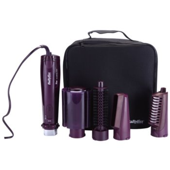 BaByliss Air Brushes Brushing 1000W phon arricciacapelli (Drying Straightening and Rotating Airbrush – 2736E)