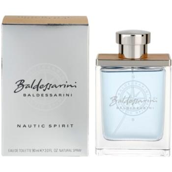 Baldessarini Nautic Spirit eau de toilette per uomo 90 ml