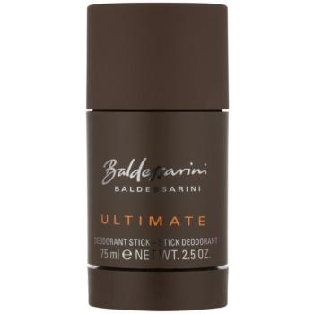 Baldessarini Ultimate deodorante stick per uomo 75 ml