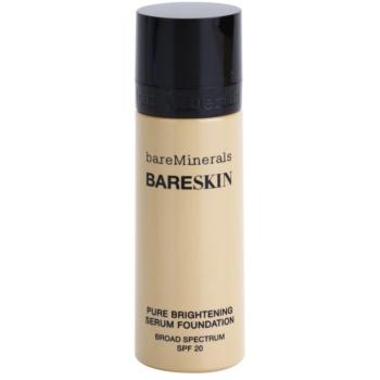 BareMinerals bareSkin® siero illuminante SPF 20 colore 07 Bare Natural 30 ml