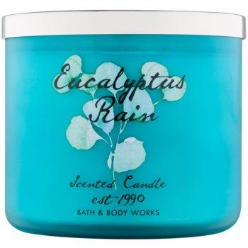 Bath & Body Works Eucalyptus Rain candela profumata 411 g
