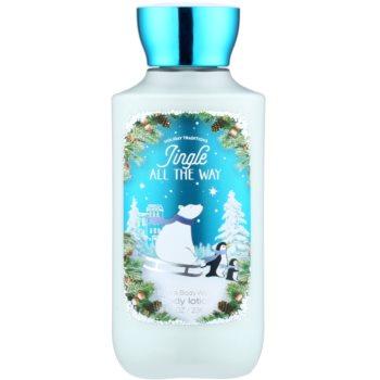 Bath & Body Works Jingle All The Way latte corpo per donna 236 ml