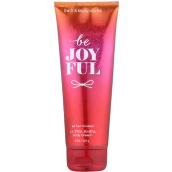 Bath & Body Works Be Joyful crema corpo per donna 226 g