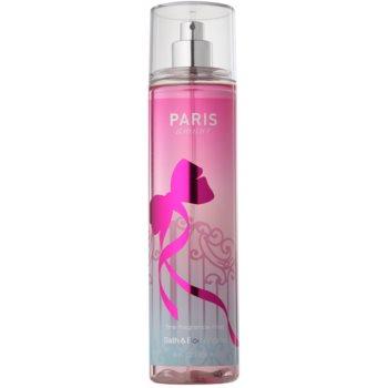 Bath & Body Works Paris Amour spray corpo per donna 236 ml