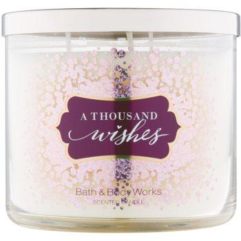 Bath & Body Works A Thousand Wishes candela profumata 411 g