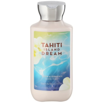 Bath & Body Works Tahiti Island Dream latte corpo per donna 236 ml