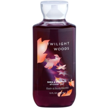 Bath & Body Works Twilight Woods gel doccia per donna 295 ml