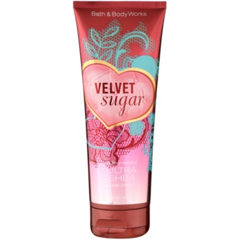 Bath & Body Works Velvet Sugar crema corpo per donna 236 ml