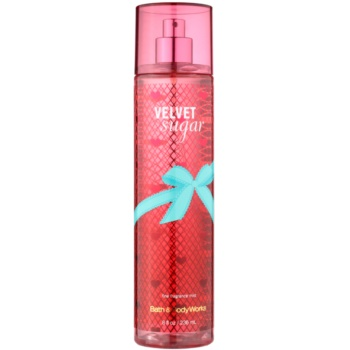 Bath & Body Works Velvet Sugar spray corpo per donna 236 ml