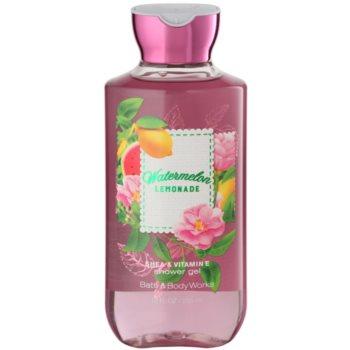 Bath & Body Works Watermelon Lemonade gel doccia per donna 295 ml