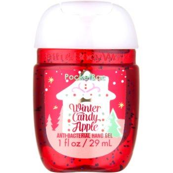Bath & Body Works PocketBac Winter Candy Apple gel antibatterico per le mani (Winter Candy Apple) 29 ml