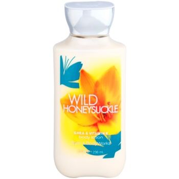 Bath & Body Works Wild Honeysuckle latte corpo per donna 236 ml