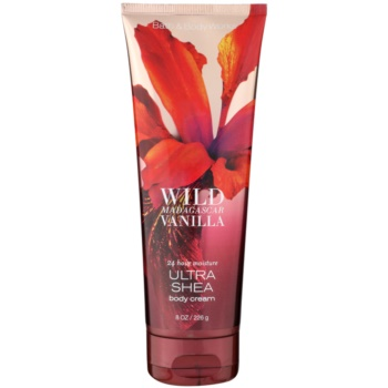 Bath & Body Works Wild Madagascar Vanilla crema corpo per donna 236 ml