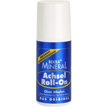 Bekra Mineral Deodorant Roll-On deodorante minerale roll-on (Mineral Deodorant Roll-On, Alcohol Free) 50 ml