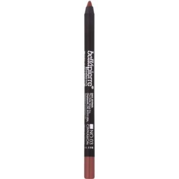 BelláPierre Gel Lip Liner matita al gel waterproof contouring per le labbra colore No.03 Cinnamon 1,8 g