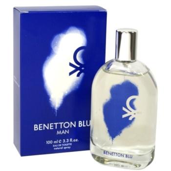 Benetton Blu Man eau de toilette per uomo 100 ml