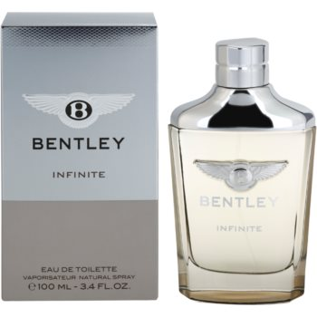 Bentley Infinite eau de toilette per uomo 100 ml