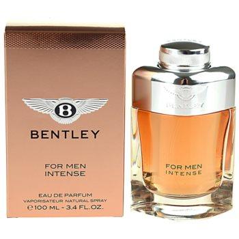 Bentley Bentley for Men Intense eau de parfum per uomo 100 ml