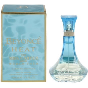 Beyonce Heat World Tour Limited Edition eau de parfum per donna 100 ml
