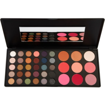 BHcosmetics Special Occasion palette di ombretti e blush (39 Color Eyeshadow and Blush Palette) 37,83 g