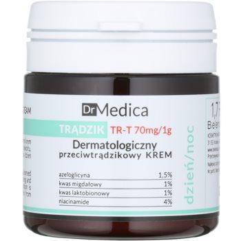 Bielenda Dr Medica Acne crema dermatologica per pelli problematiche (TR-T 70mg/1g) 50 ml