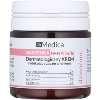Bielenda Dr Medica Capillaries crema dermatologica anti-arrossamenti (NA-N 70 mg/1g) 50 ml