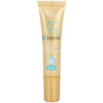 Bielenda CC Magic Nails CuticuleSTOP Extreme concentrato emolliente per cuticole (D-Panthenol & Rose Water) 12 ml