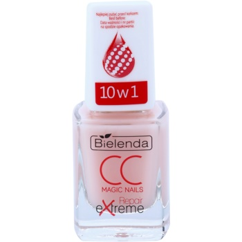 Bielenda CC Magic Nails Repair Extreme siero per unghie con vitamine (Multifunctional Regenerating Nail Serum-Conditioner with Vitamins) 11 ml
