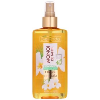Bielenda Tropical Oils Monoi De Tahiti olio corpo rigenerante (Exotic) 150 ml
