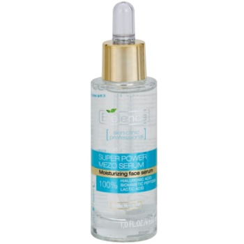 Bielenda Skin Clinic Professional Moisturizing siero idratante per tutti i tipi di pelle 30 ml