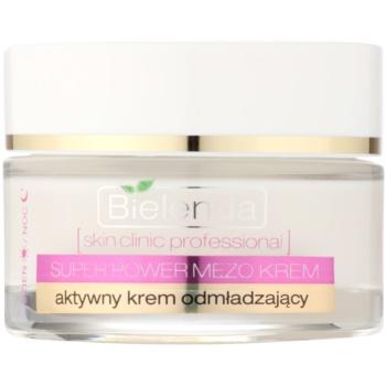 Bielenda Skin Clinic Professional Rejuvenating crema ringiovanente attiva per pelli mature 50 ml