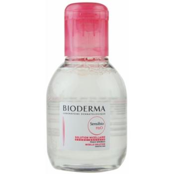 Bioderma Sensibio H2O acqua micellare per pelli sensibili (Micelle Solution) 100 ml