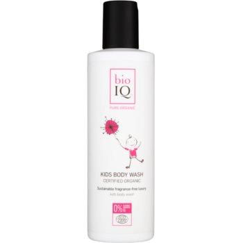BioIQ Child Care gel doccia emolliente per la pelle del bambino 250 ml