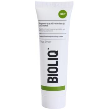 Bioliq Body crema rigenerante per mani e unghie (Citrus Limon) 50 ml