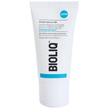 Bioliq Dermo antitraspirante roll-on per pelli sensibili e depilate 48h Effective Anti-Perspirant Protection(Onopordum Acanthium) 50 ml