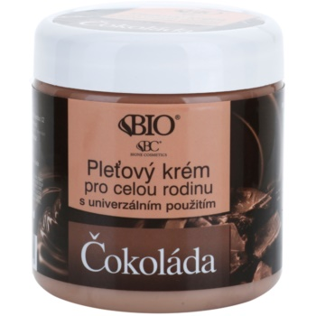 Bione Cosmetics Chocolate crema abbronzante per tutta la famiglia (Chocolate) 260 ml
